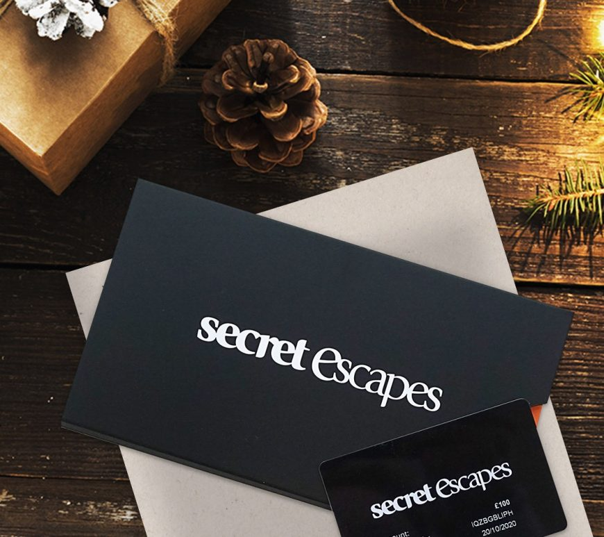 secret escapes gift card